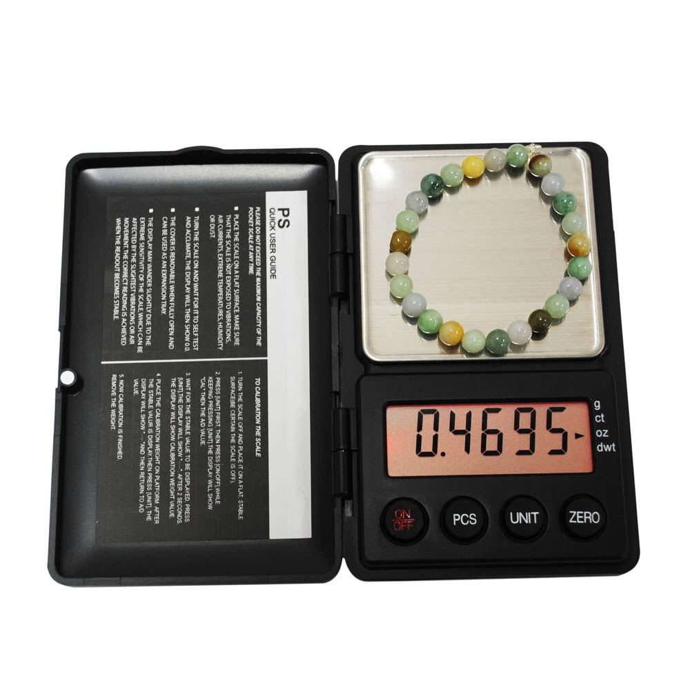 PS jewelry gram scale pocket weighing scale