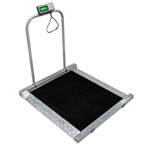 LWC wheelchair scale