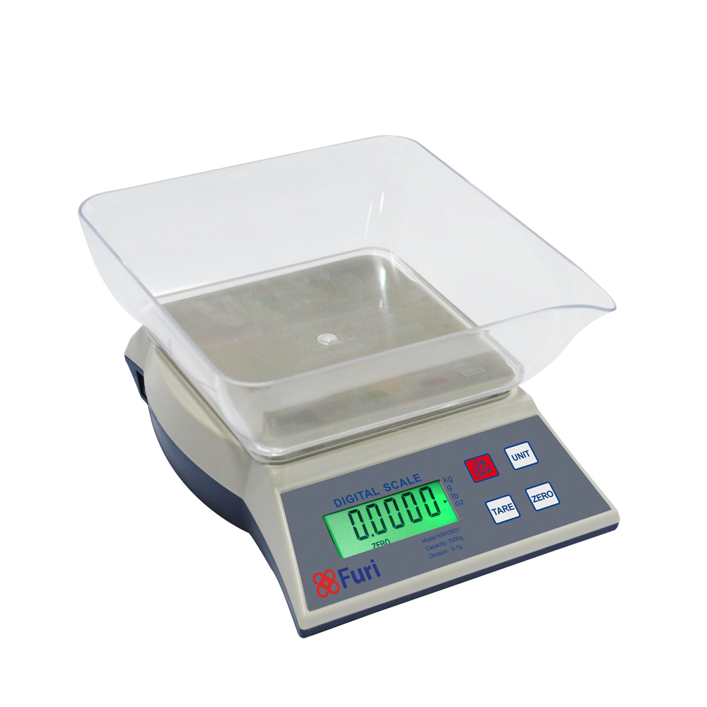 FRD Perfect Portions Digital Nutrition Food Scale Precision Food Scale