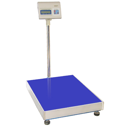 TCS-A 300kg/100g bench scale floor scale