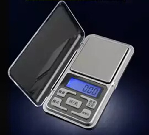 18-electronic pocket scale
