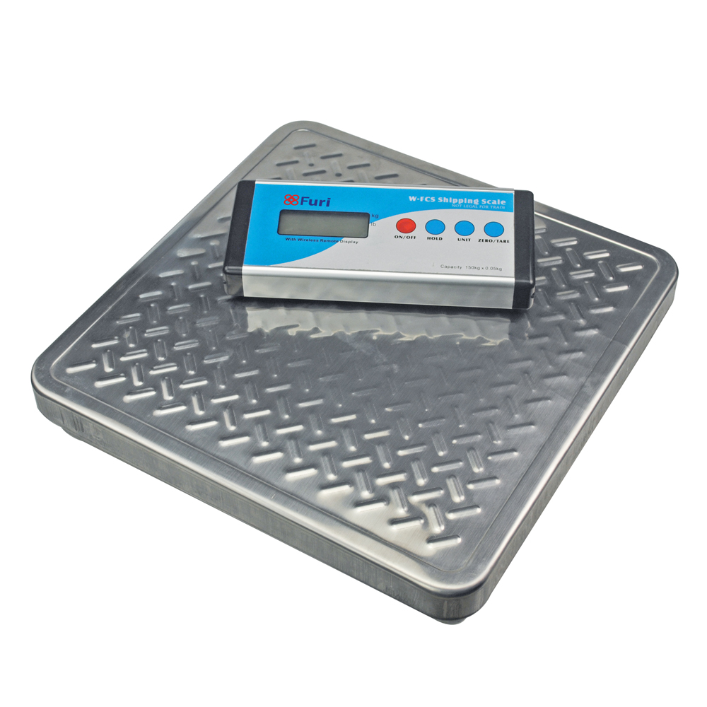 FCS-wireless electronic commericial shipping weighing scale